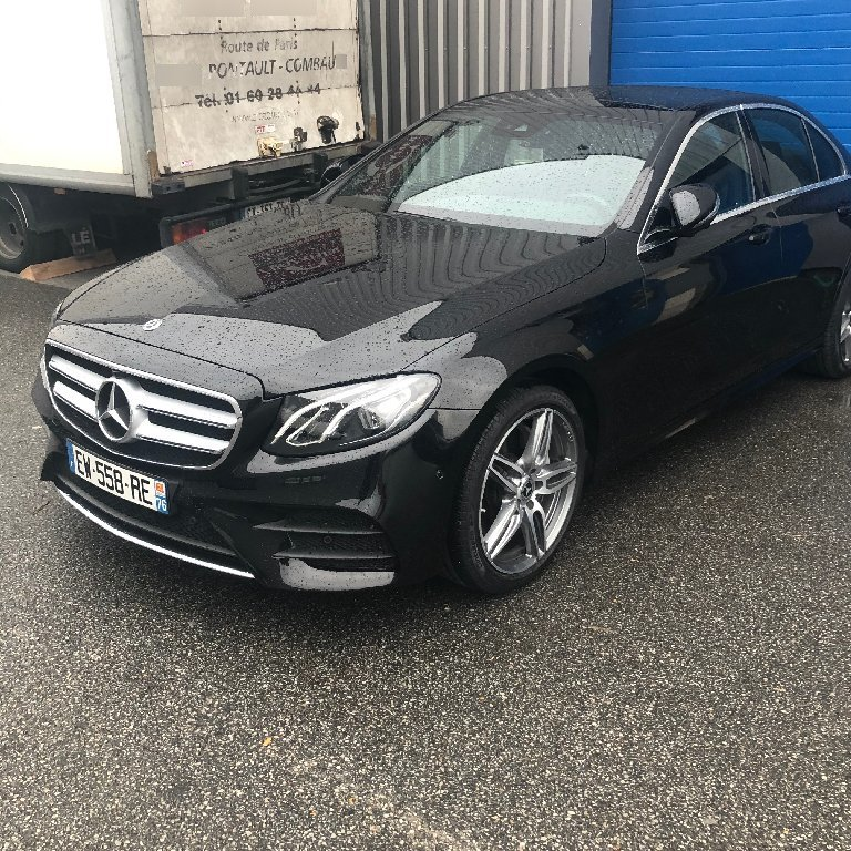 VTC Vincennes: Mercedes