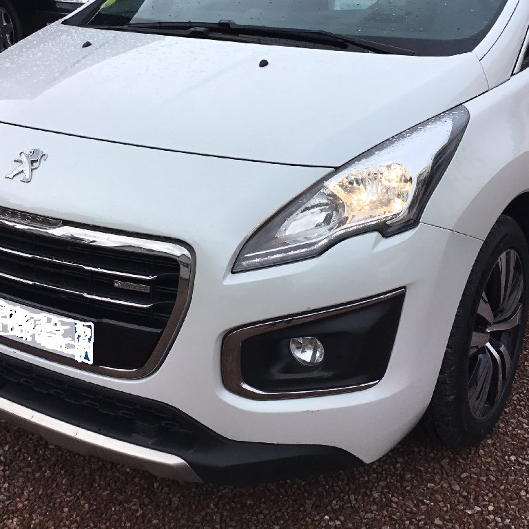 VTC Beaucroissant: Peugeot