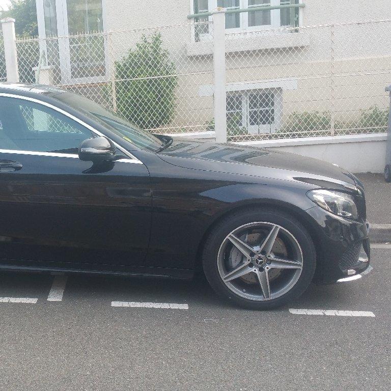 VTC Achères: Mercedes