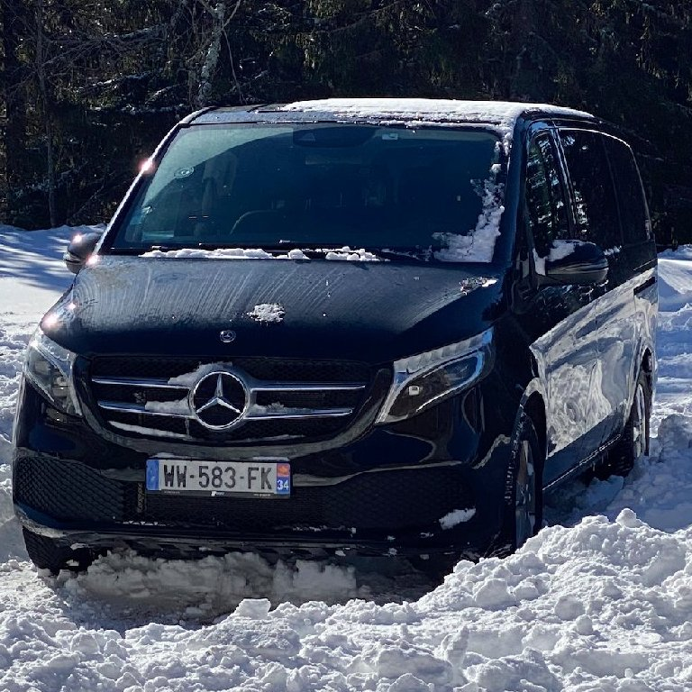 VTC Lunel: Mercedes