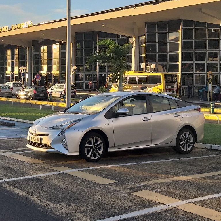 VTC Sainte-Marie: Toyota