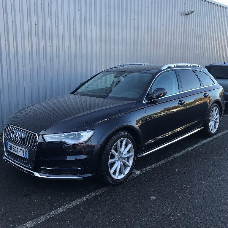 Taxi Le Grand-Bornand: Audi