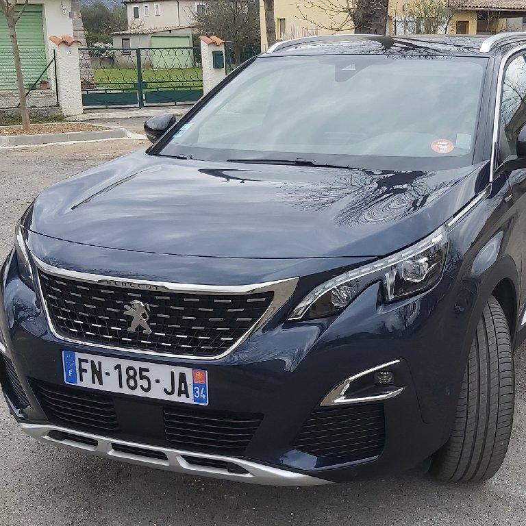 VTC Cazilhac: Peugeot