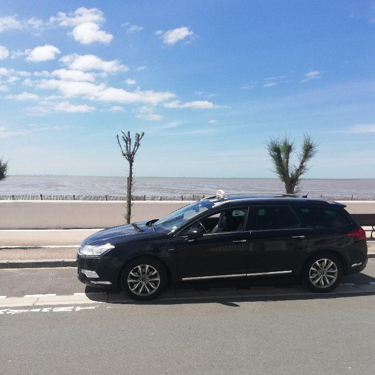 Taxi Châtelaillon-Plage: Citroën