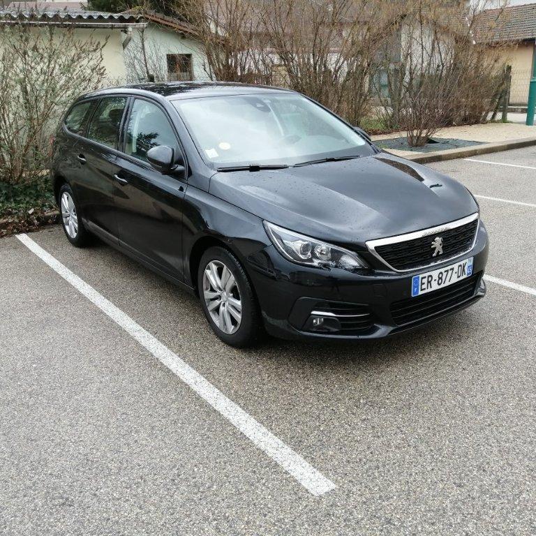 VTC Martignat: Peugeot