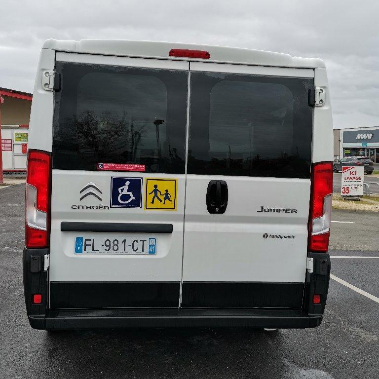 Taxi Contres: Citroën