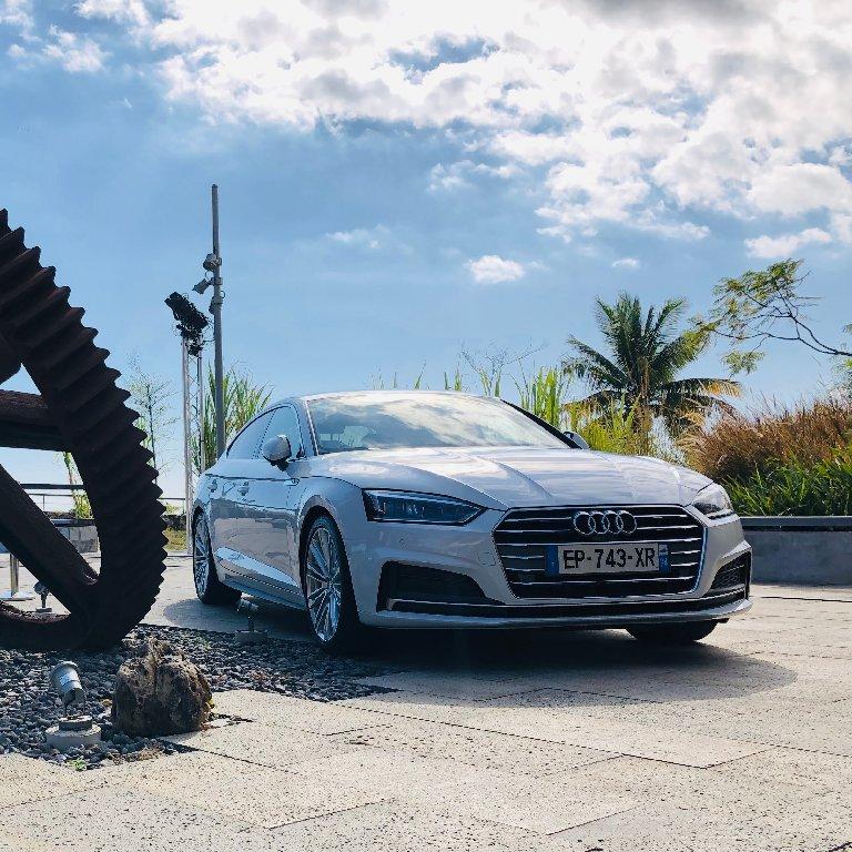 VTC Saint-Paul: Audi