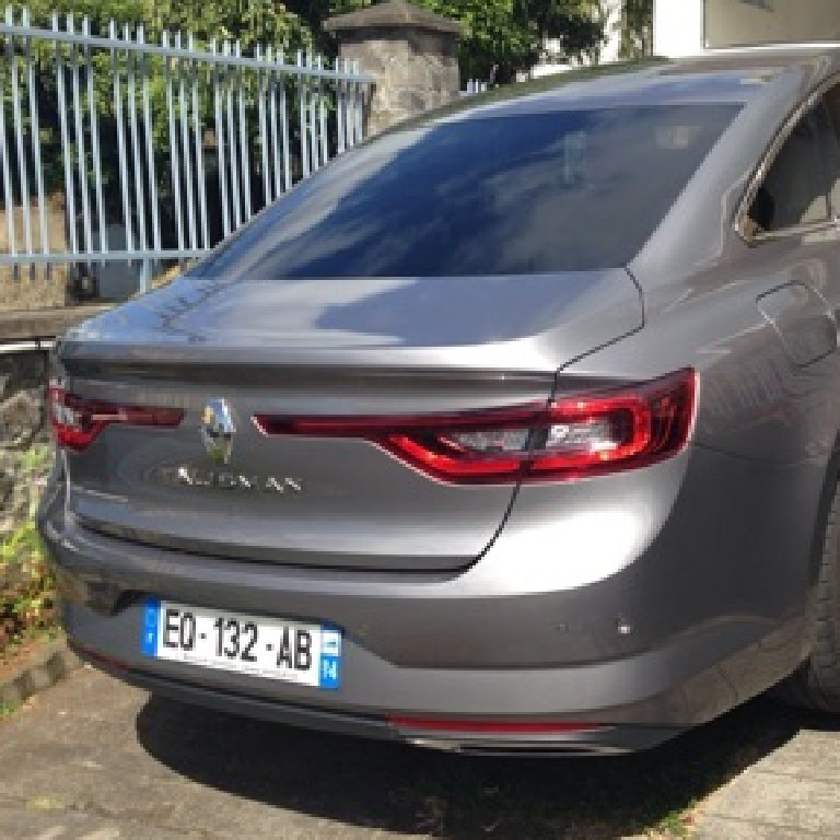 VTC Saint-Paul: Renault