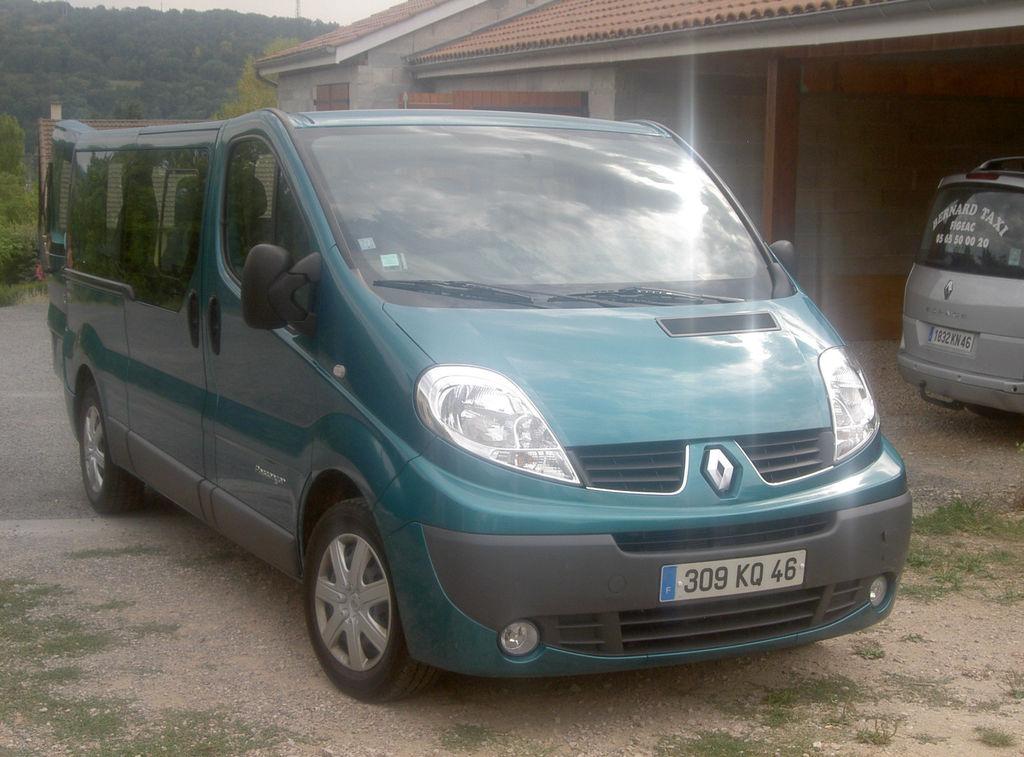 Taxi Lissac-et-Mouret: Renault