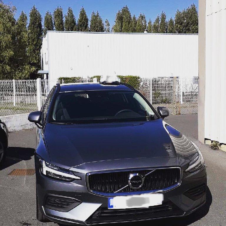 Taxi Passel: Volvo