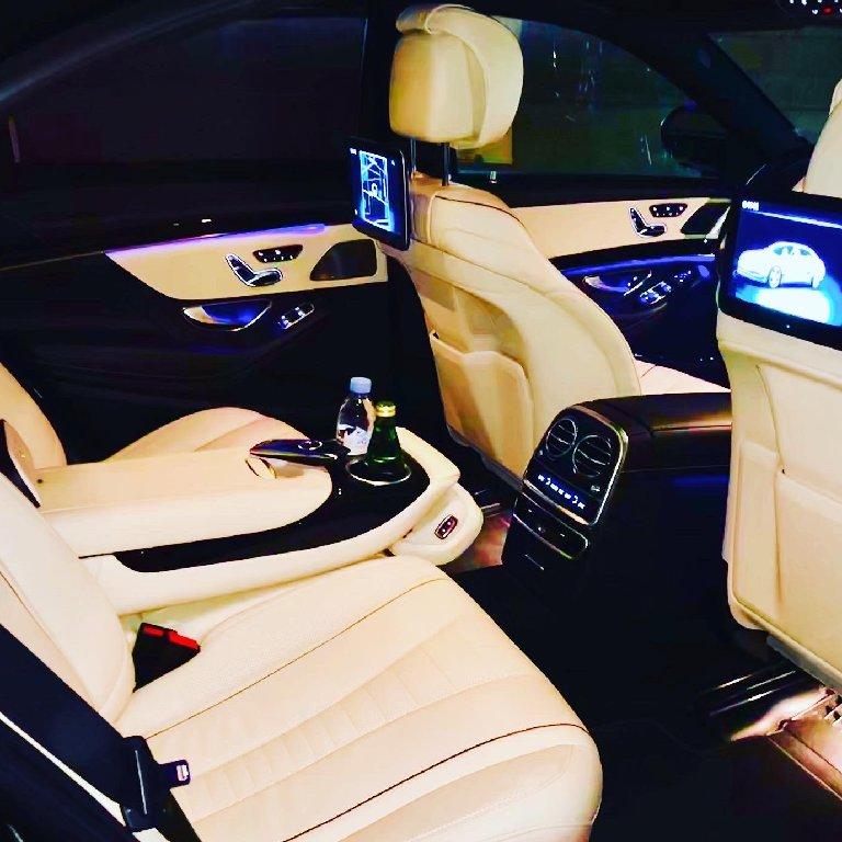 VTC Vanves: Mercedes