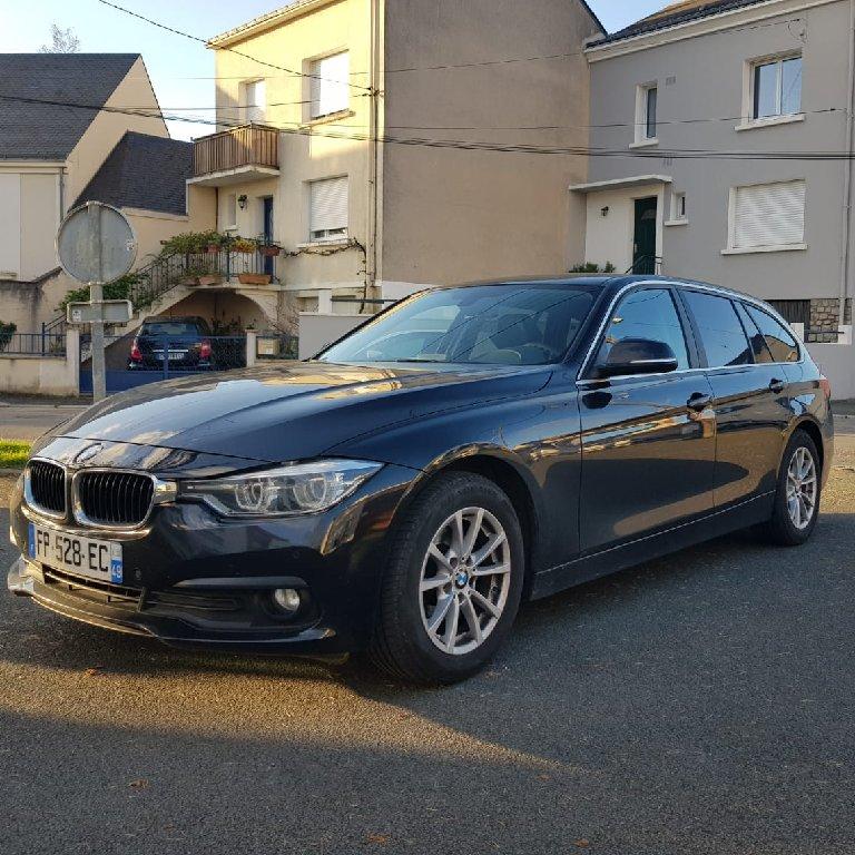 VTC Angers: BMW