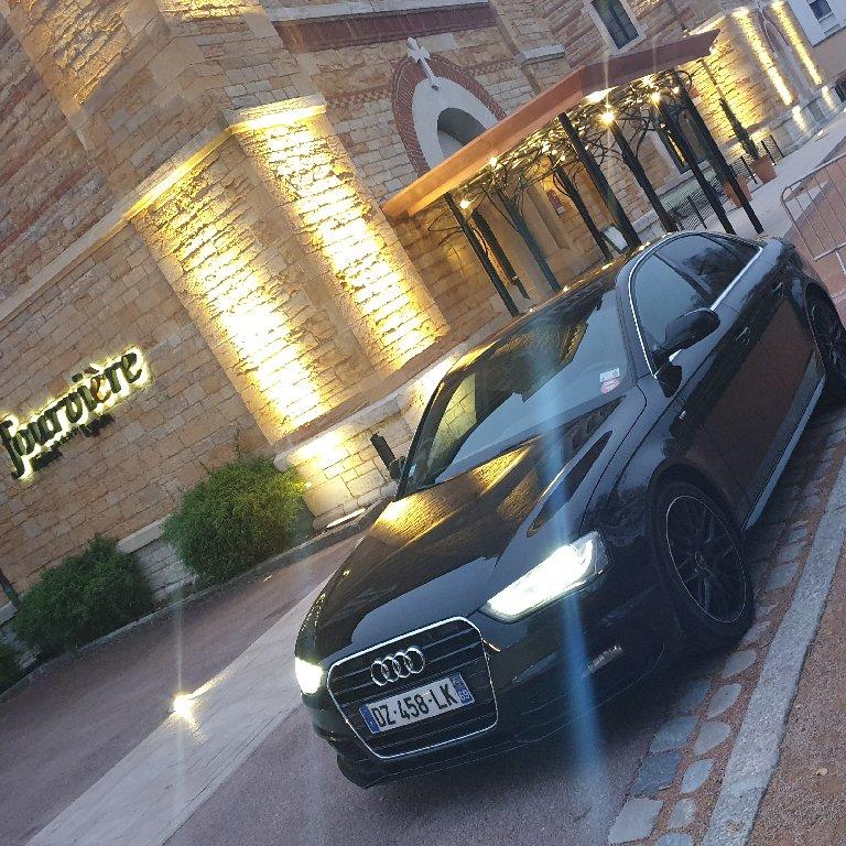 VTC Pont-de-Chéruy: Audi