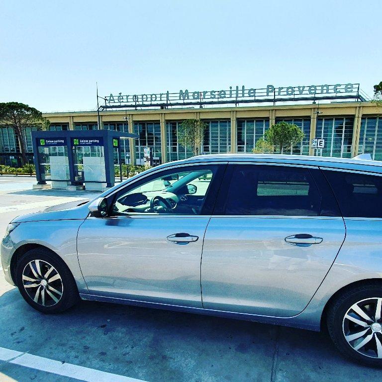 VTC Saint-Cyr-sur-Mer: Peugeot