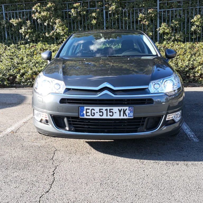 VTC Rillieux-la-Pape: Citroën