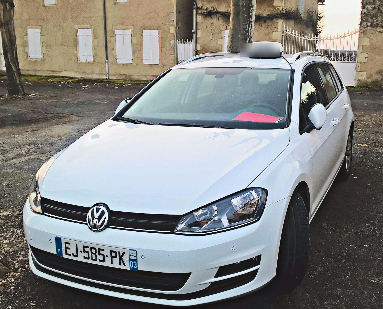 Taxi Broût-Vernet: Volkswagen