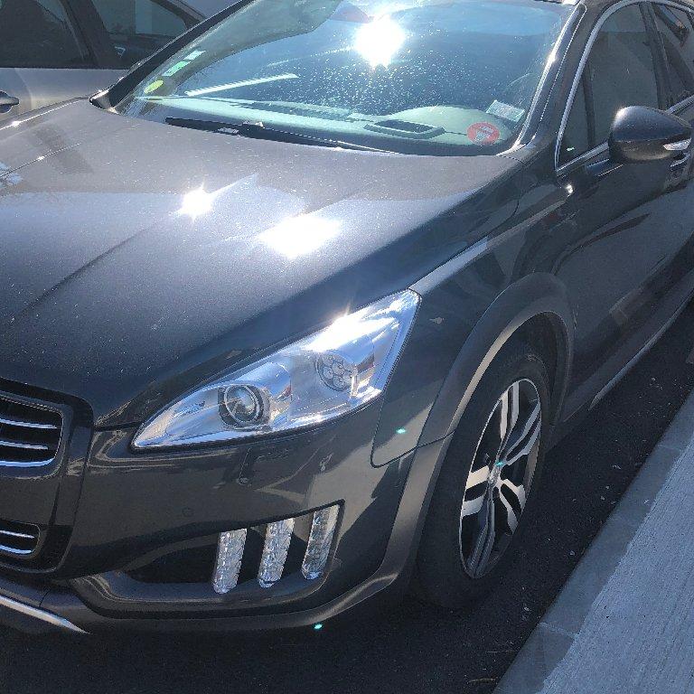 VTC Salleboeuf: Peugeot
