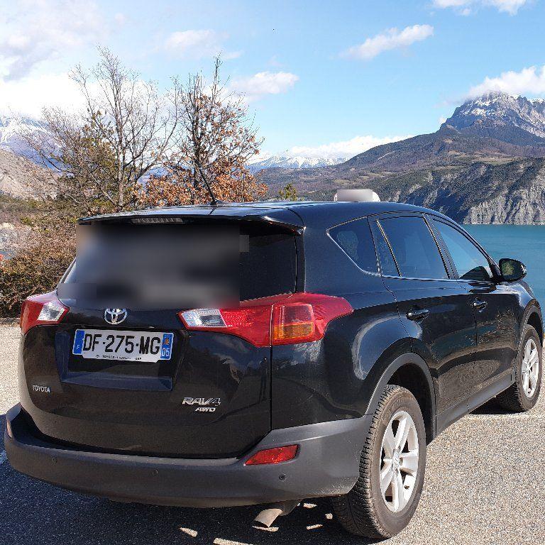 Taxi Savines-le-Lac: Toyota