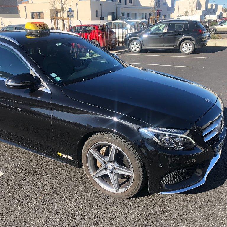 Taxi Perpignan: Mercedes
