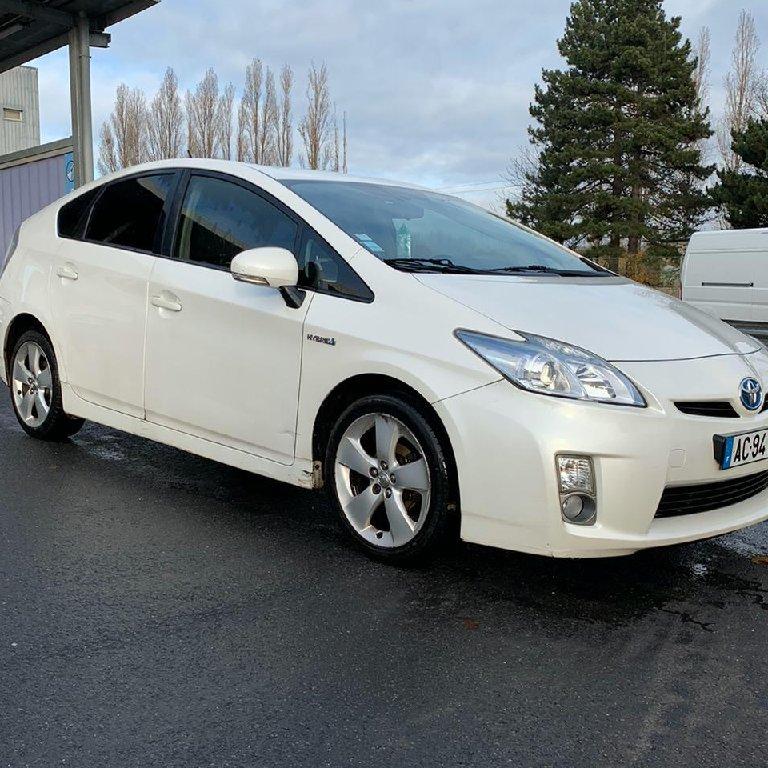 VTC Aubervilliers: Toyota