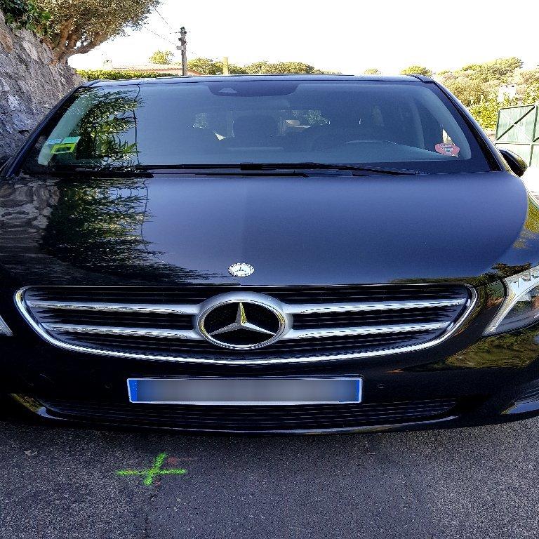 VTC Villeneuve-Loubet: Mercedes