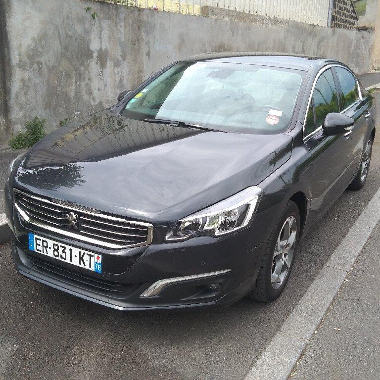 VTC Pierrefitte-sur-Seine: Peugeot