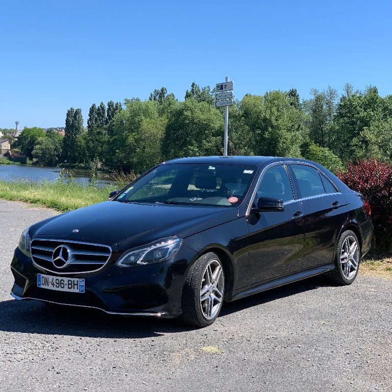 VTC Nevers: Mercedes