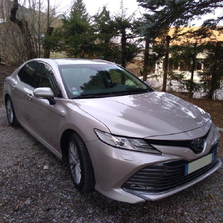 VTC Allauch: Toyota