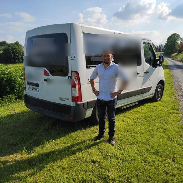 Taxi Bucy-le-Long: Renault