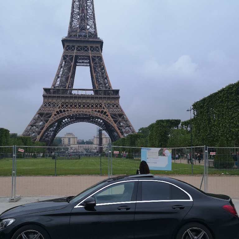 VTC Aubervilliers: Mercedes
