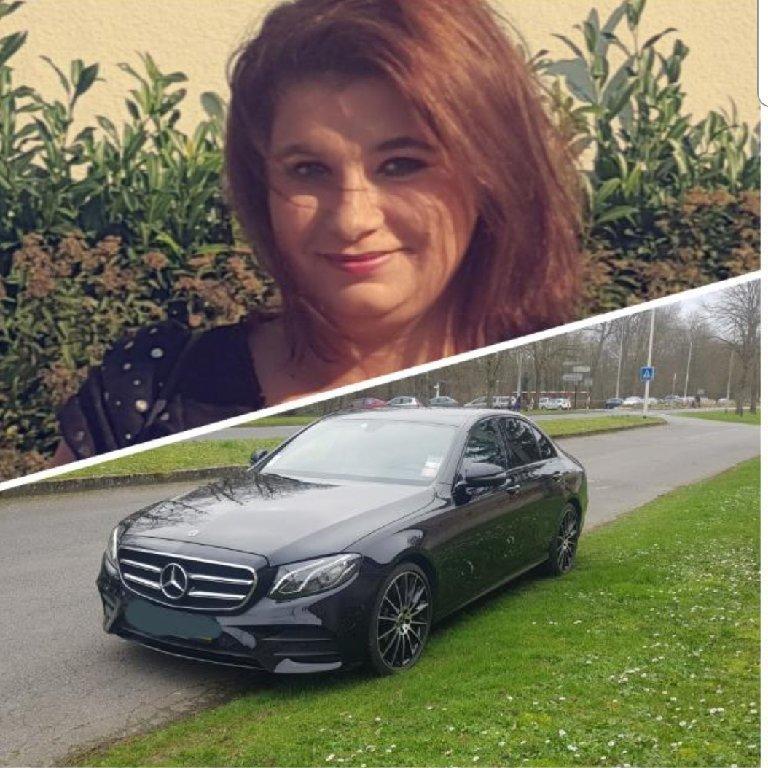 VTC Compiègne: Mercedes