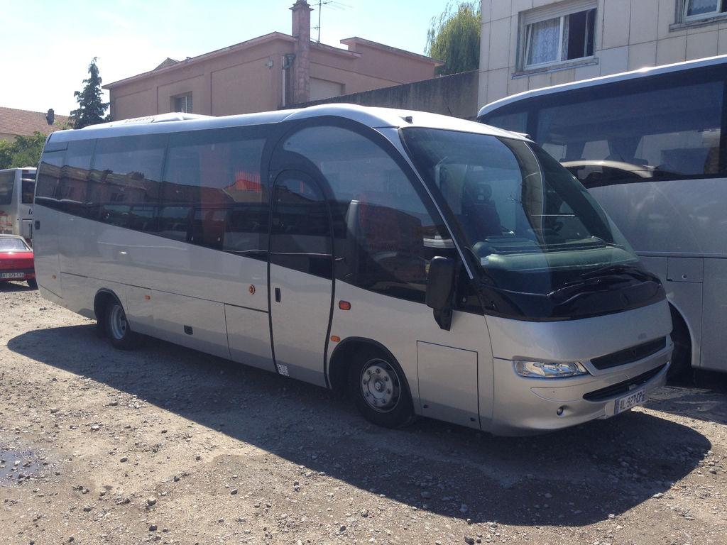 Coach provider Talange: Iveco