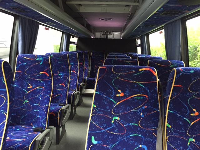 Coach provider Talange: Irisbus