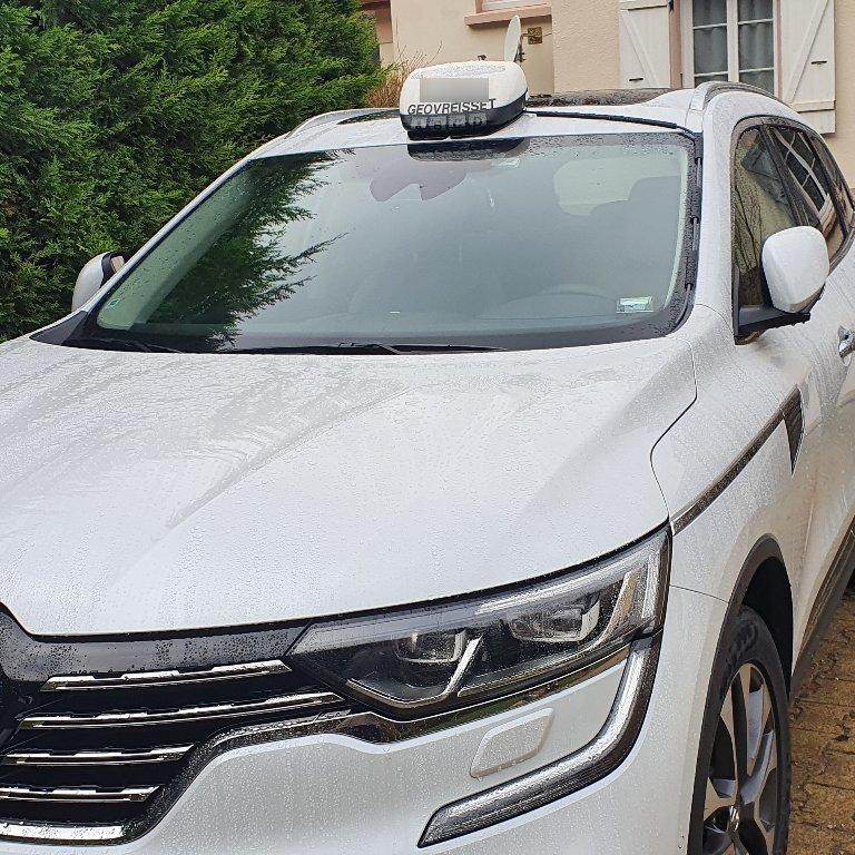 Taxi Géovreisset: Renault