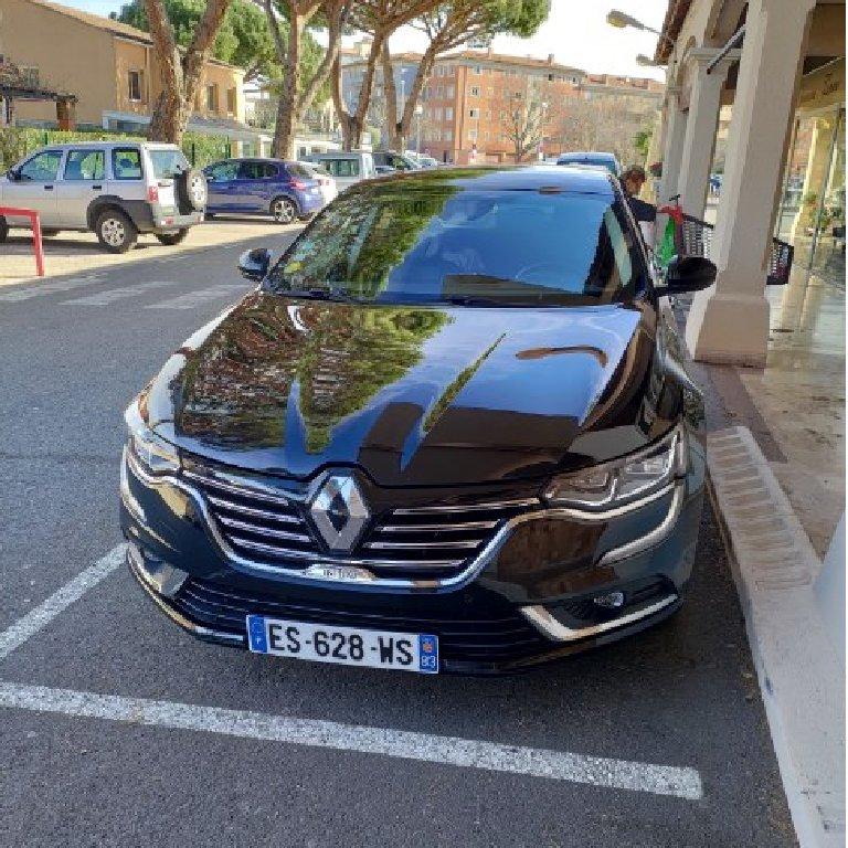 VTC Nice: Renault
