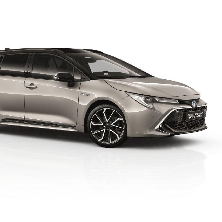 Taxi Suresnes: Toyota