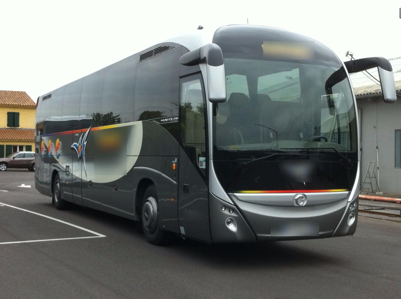 Autocariste Anneyron: Irisbus