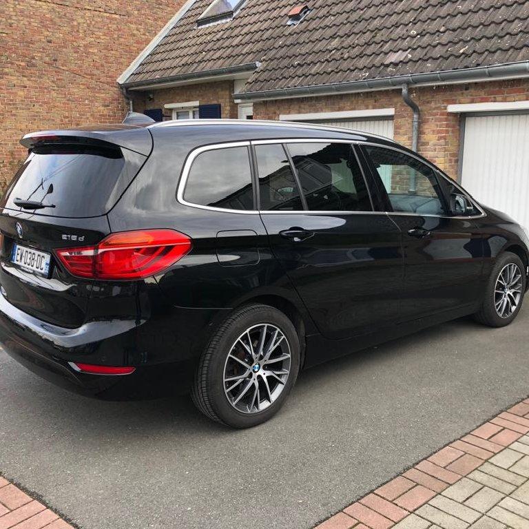 VTC Vaulx-en-Velin: BMW