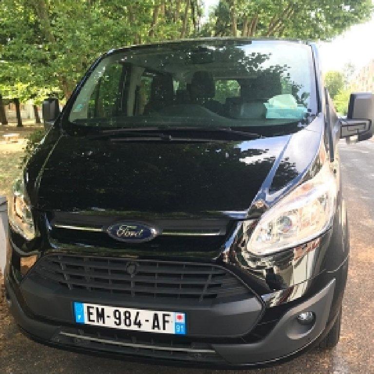 Taxi Paris: Ford