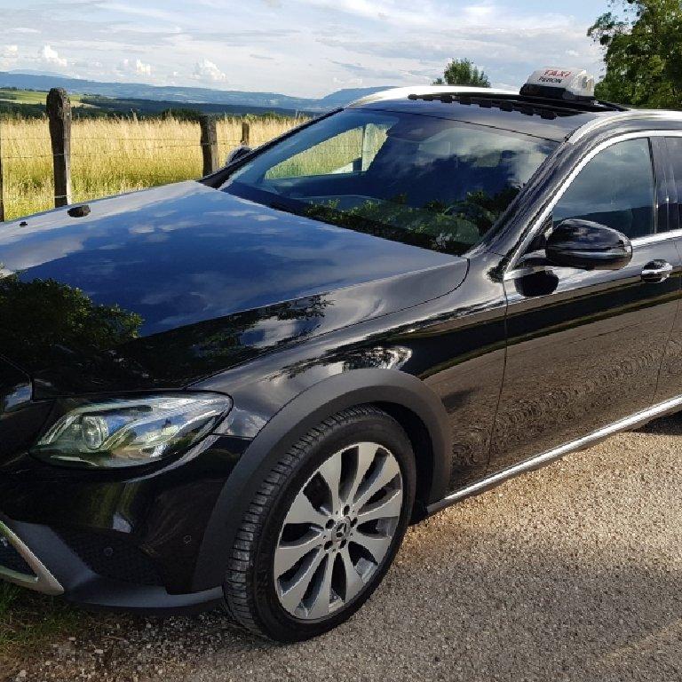 Taxi Péron: Mercedes