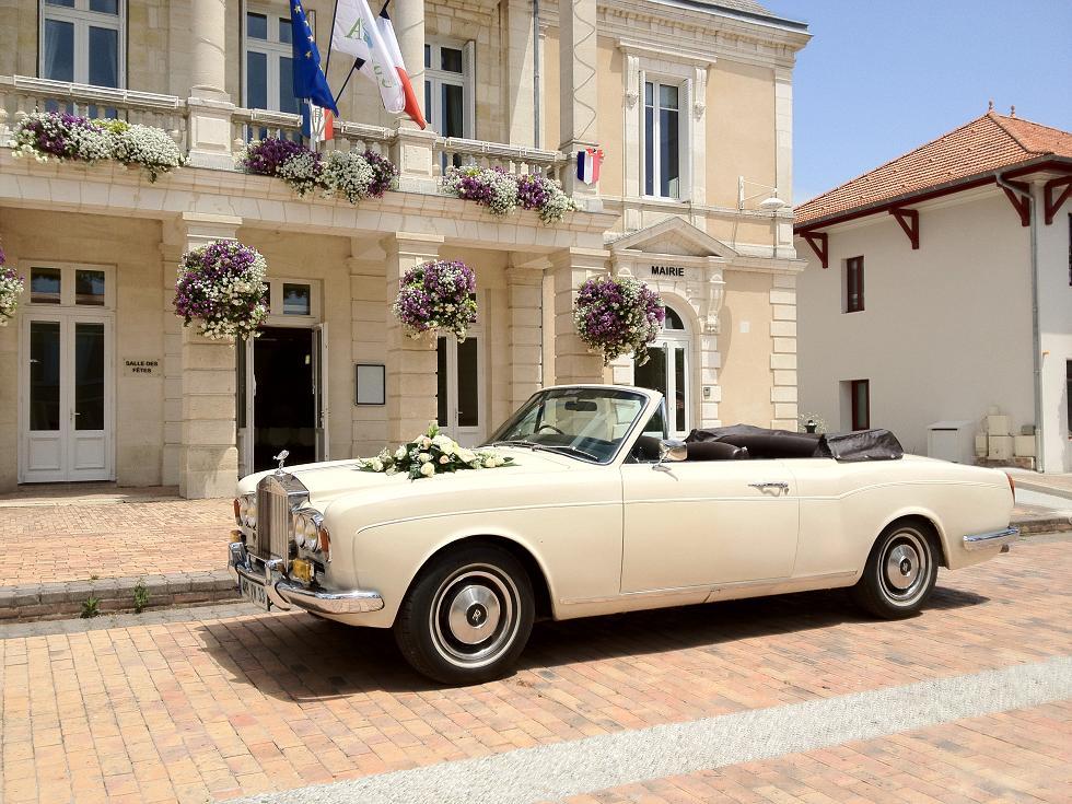 VTC Saint-Loubès: Rolls Royce
