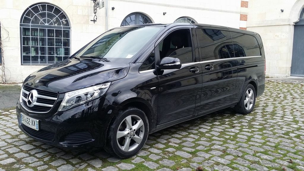 VTC Saint-Loubès: Mercedes