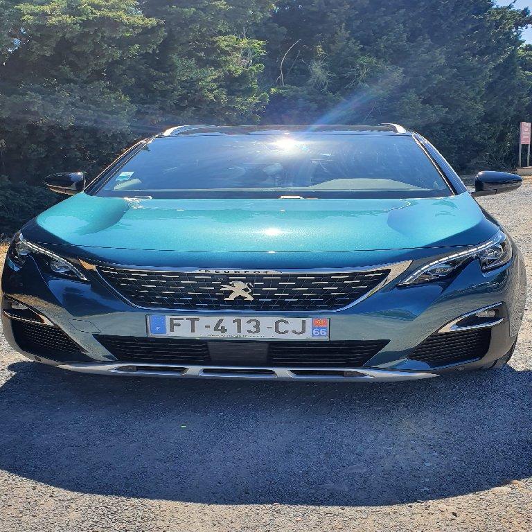 VTC Perpignan: Peugeot