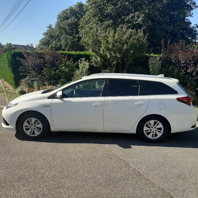VTC Soisy-sous-Montmorency: Toyota