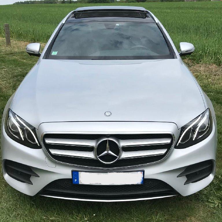 VTC Forges-les-Bains: Mercedes