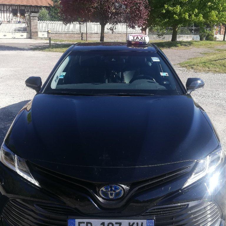 Taxi Sainte-Maure: Toyota