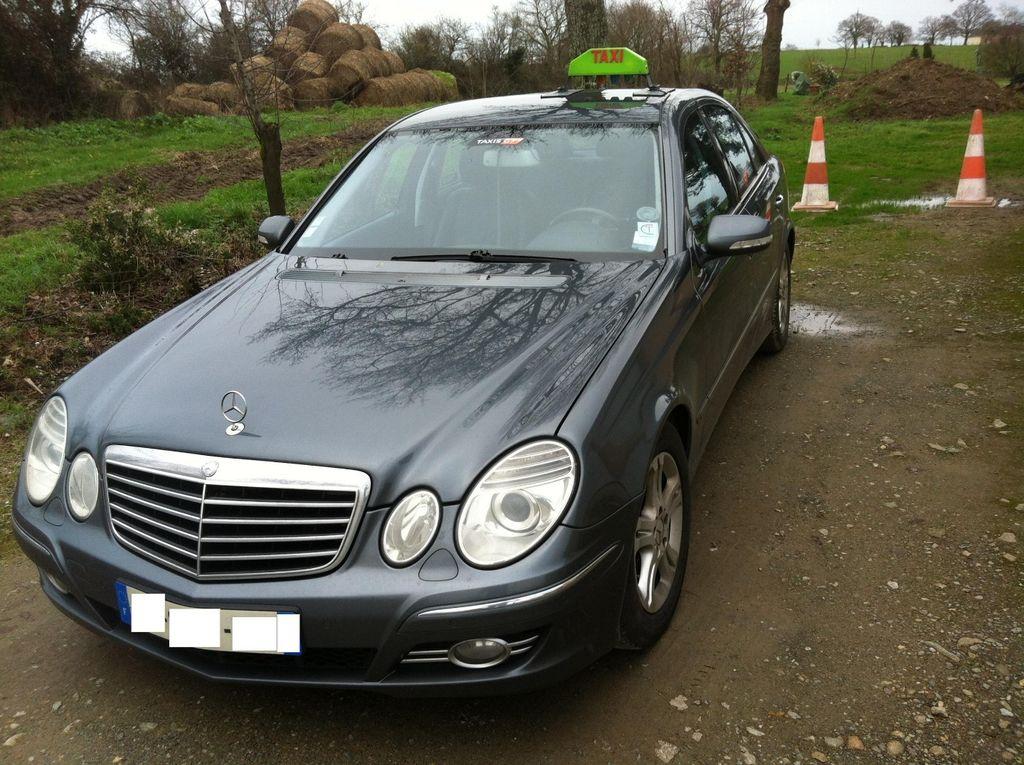 Taxi Les Touches: Mercedes