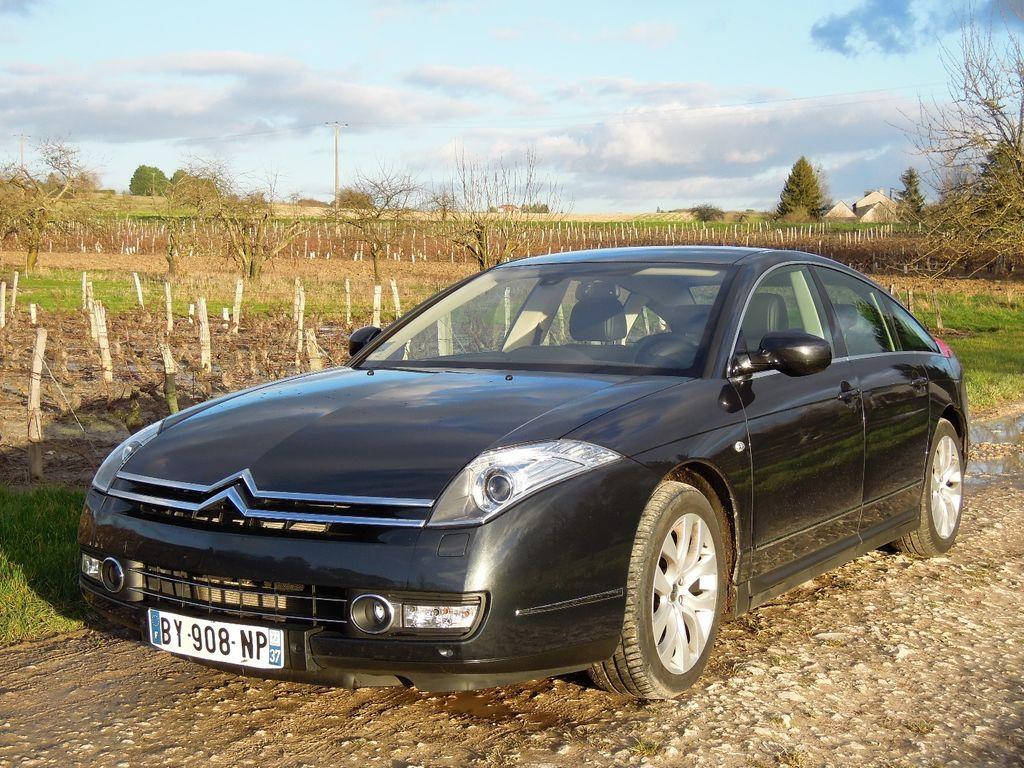 Taxi Fondettes: Citroën