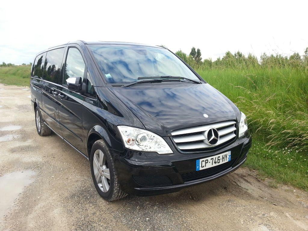 Taxi Fondettes: Mercedes