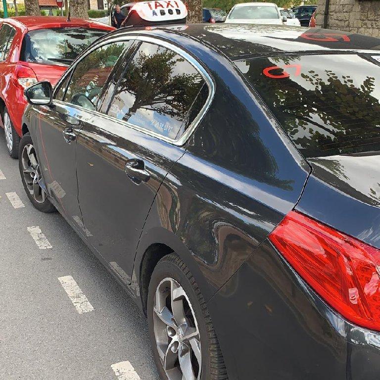 Taxi Saint-Julien-les-Villas: Peugeot